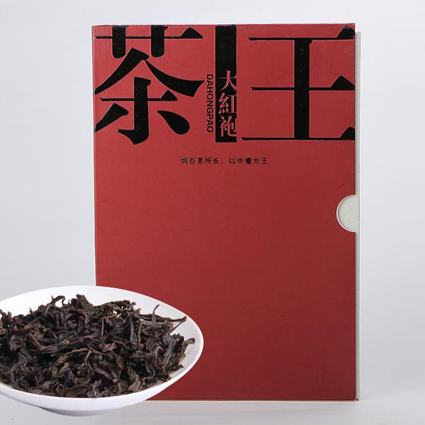 乌龙茶茶王大红袍的冲泡方法
