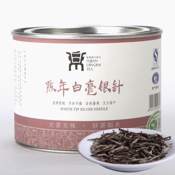 白茶陈年白毫银针(2010)泡法