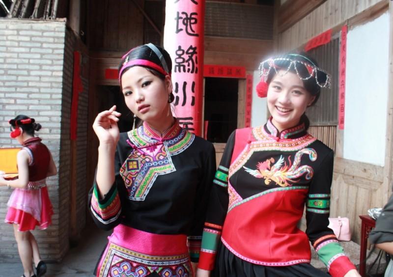 浓浓畲族风大炫时尚美中国名茶大使福安坦洋工夫超级体验之旅