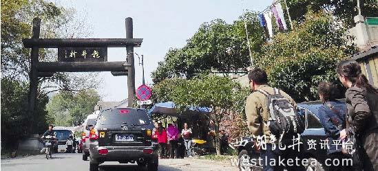 西湖龙井春茶季还原真实的龙井村