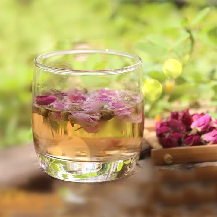 气郁体质冬季多喝玫瑰花茶