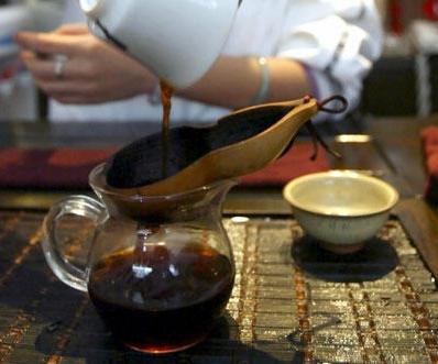 黑茶和普洱茶的区别