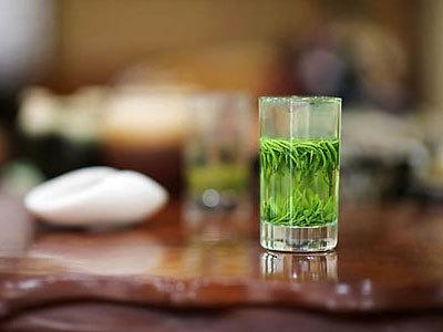 崂山绿茶的冲泡方法