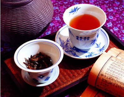 生熟普洱茶的功效