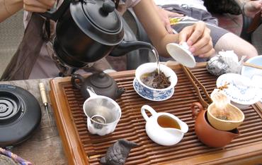 普洱生茶与普洱熟茶之间的区别