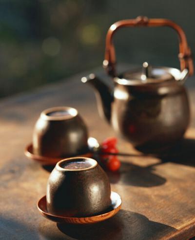 普洱生茶与熟茶
