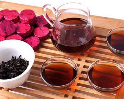 熟普洱茶能减肥吗