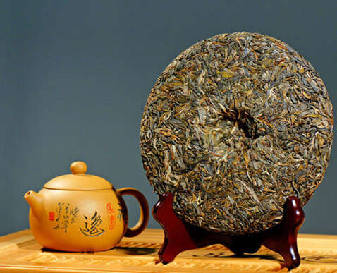 十年野生普洱茶叶价格涨幅明显