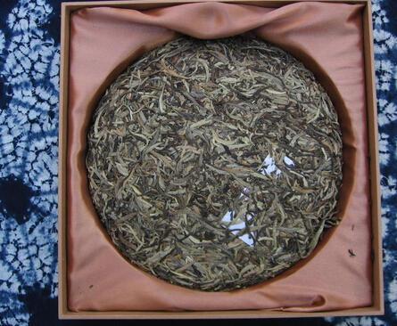 生普洱茶饼