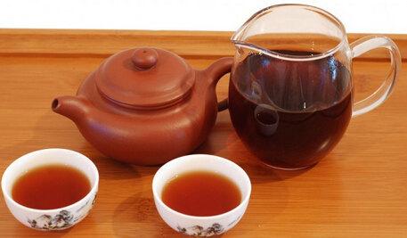 生普洱茶的减肥功效