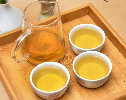 生普洱茶颜色
