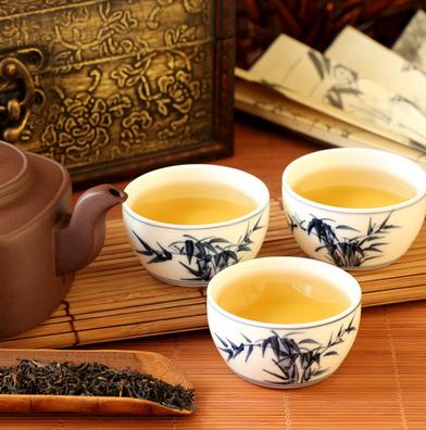 解腻养生普洱茶