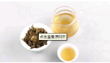 喝普洱生茶有什么好处