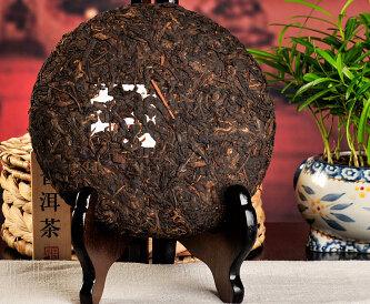5年藏生普洱茶