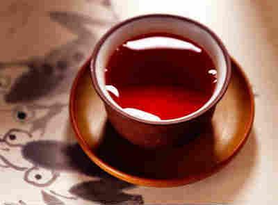 大益普洱生茶的功效