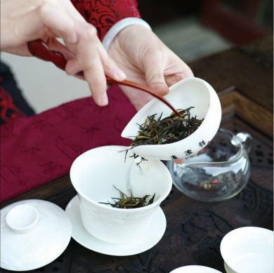 怎样泡生普洱茶
