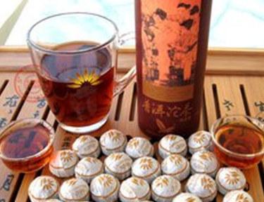 普洱生茶与熟茶的区别