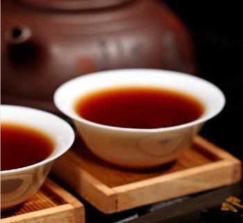 普洱生茶的后发酵
