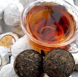 生普洱沱茶
