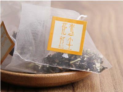 最好的解暑饮品百合花茶