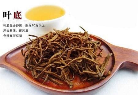 红茶和黑茶的功效