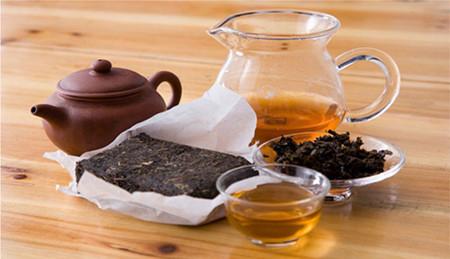 黑茶的功效及禁忌