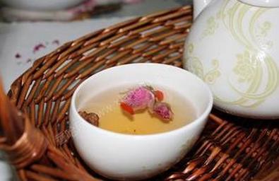玫瑰花茶的功效有哪些