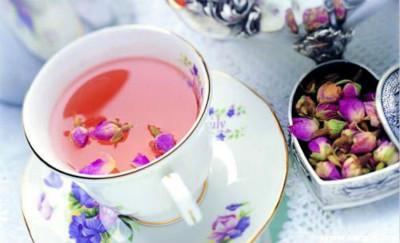 谈谈喝玫瑰花茶的好处