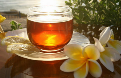 玫瑰花茶的文化简介