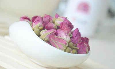 谈谈玫瑰花茶的4大功效