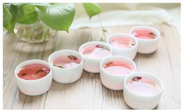 解读玫瑰花茶的泡法