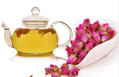 解读玫瑰花茶的常用的泡法