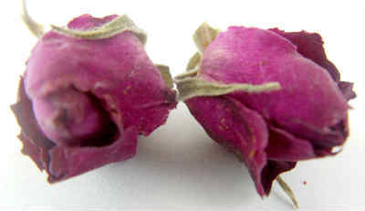 玫瑰花茶的颜色