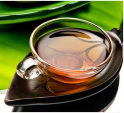 空腹普洱茶