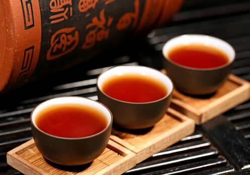 陈年普洱茶好处