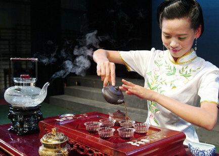 坚持喝普洱茶的好处