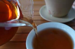 下午喝普洱茶的好处