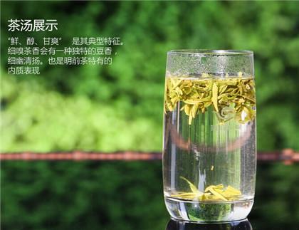 杨柳岸西湖龙井