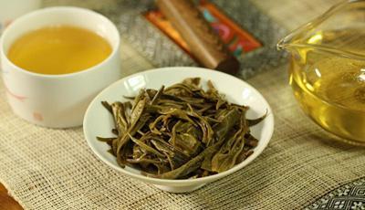 六安瓜片绿茶的烘焙