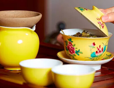 煮老白茶使用什么茶具