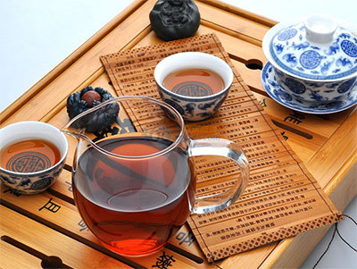 糯米香普洱茶的功效