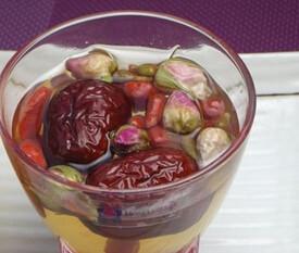 红枣枸杞玫瑰花茶可以天天喝吗